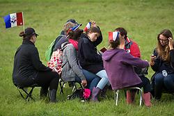 Public - Eventing Cross - Alltech FEI World Equestrian Games™ 2014 - Normandy, France.<br /> © Hippo Foto Team - Dirk Caremans