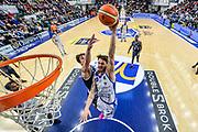 Achille Polonara<br /> Banco di Sardegna Dinamo Sassari - Germani Basket Leonessa Brescia<br /> LBA Serie A Postemobile 2018-2019<br /> Sassari, 28/04/2019<br /> Foto L.Canu / Ciamillo-Castoria