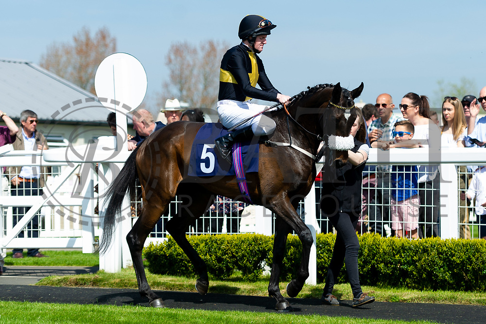 Lauras Legacy ridden by Liam Keniry - Ryan Hiscott/JMP - 19/04/2019 - PR - Bath Racecourse- Bath, England - Race 1 - Good Friday Race Meeting at Bath Racecourse
