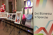 Warsaw, Poland - 2016 December 08: Photoexhibition exposed while Days of Business in Sport at The Warsaw School of Economics on December 08, 2016 in Warsaw, Poland.<br /> <br /> Adam Nurkiewicz declares that he has no rights to the image of people at the photographs of his authorship.<br /> <br /> Picture also available in RAW (NEF) or TIFF format on special request.<br /> <br /> Any editorial, commercial or promotional use requires written permission from the author of image.<br /> <br /> Mandatory credit:<br /> Photo by © Adam Nurkiewicz / Mediasport