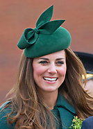 Kate Middleton Recycles Hat