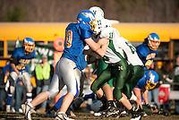 Gilford versus Newfound football November 6, 2010.