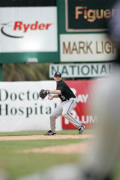 2005 High Point University Baseball