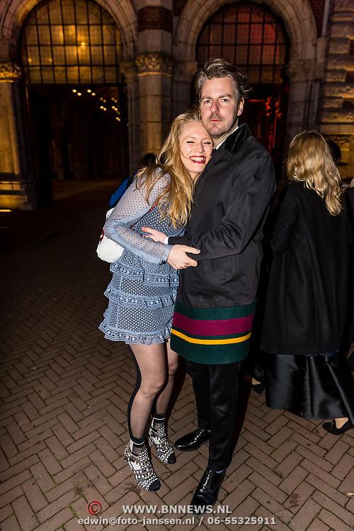 NLD/Amsterdam//20170309 - 5 jarig bestaan Vogue, Alfred (Freddy) Tratlehner