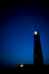 Portland Bill lighthouse, Isle of Portland, Dorset, England, UK.