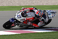 Australian Casey Stoner, Commercial Bank Grand Prix of Qatar, MOTO GP class, Losail International Circuit, 8 April 2006