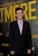 """Chuck Rose, creator, writer, executive producer, attends Crackle's """"The Art of More"""" season two premiere, Tuesday, Nov. 15, 2016, at the Museum of Arts and Design in New York. Sony's streaming network, Crackle, will launch season two of its first original scripted drama, """"The Art of More,"""" on November 16th.  (Photo by Diane Bondareff/Invision for Crackle/AP Images)"""