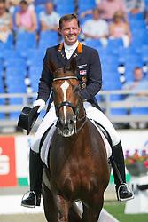 Rothenberger Sven, (GER), Barclay II<br /> European Championship Hagen 2005<br /> © Hippo Foto - Dirk Caremans