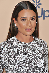 Lea Michele arrives at Step Up's 14th Annual Inspiration Awards held athe Beverly Hilton in Beverly Hills, CA on Friday, June 2, 2017. (Photo By Sthanlee B. Mirador) *** Please Use Credit from Credit Field ***