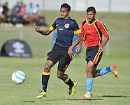 170414 Kaizer Chiefs vs Beacon Spurs