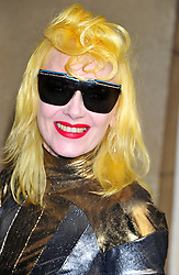 © licensed to London News Pictures. London, UK  05/05/11 Pam Hogg attends the Women for Women Gala Awards at Banqueting House London . Please see special instructions for usage rates. Photo credit should read AlanRoxborough/LNP