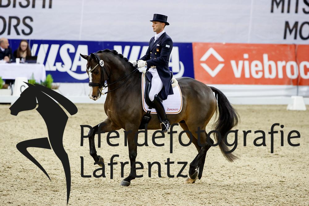 Carrascosa, Borja (ESP) Al Martino<br /> Oldenburg - AGRAVIS Cup 2017<br /> © www.sportfotos-lafrentz.de/Stefan Lafrentz