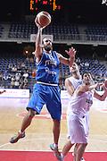 17 Agosto 2013 Torneo di Anversa Belgio<br /> ITALIA vs BELGIO : LUIGI DATOME<br /> Foto Ciamillo