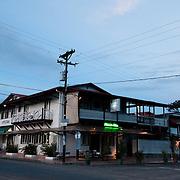 Bocas del Toro Town. Panama