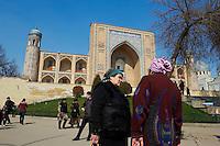 Ouzbekistan, Tashkent, Medersa Koulkedach // Uzbekistan, Tashkent, Koulkedach Madrasah