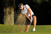 Alena Sharp during the first round of the e Symetra Tour's Volvik Championship on the Plamer Course at Reunion Resort on Sept. 20, 2013 in Kissimmee, Florida. <br /> <br /> <br /> ©2013 Scott A. Miller