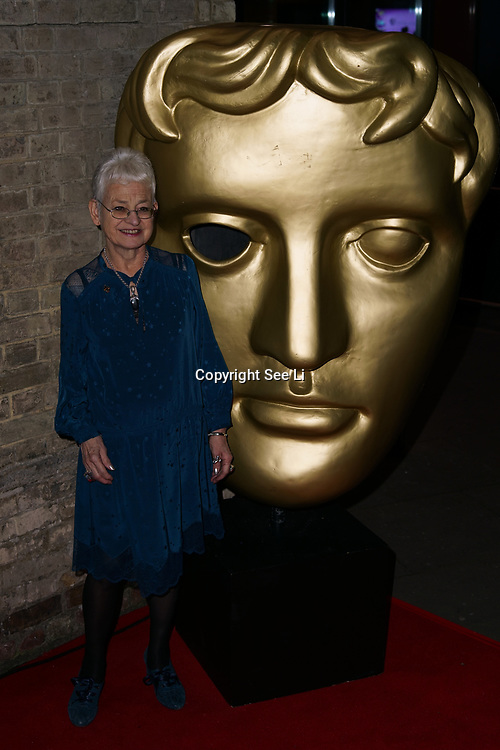 London, England, UK. 26th November 2017. Jacqueline Wilson attend the British Academy Children's Awards 2017 at the Roundhouse.