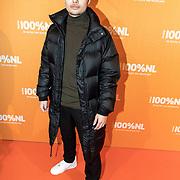 NLD/Amsterdam/20180220 - 100% NL Awards 2018, Jay