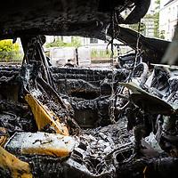 2017/07/07 Hamburg | Politik | Zahlreiche Brandstiftungen in Hamburg-Altona