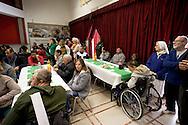 Roma 2  Dicembre 2015<br /> Il bosco della solidarietà: un anno al servizio dei cittadini del Corpo forestale dello Stato che con la Caritas di Roma presso la Casa famiglia di Villa Glori presenta il calendario istituzionale  2016 e attività di educazione ambientale. La Forestale offre un pasto a base di frutti del bosco.