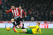 Brentford v Norwich City 27/01/2018
