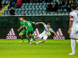 Blaz Vrhovec of NK Maribor during a football game between NK Olimpija Ljubljana and NK Maribor in Final Round (18/19)  of Pokal Slovenije 2018/19, on 30th of May, 2014 in Arena Z'dezele, Ljubljana, Slovenia. Photo by Matic Ritonja / Sportida