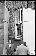Bomb Damage, Green St. Court.15/07/1976.07/15/1976.15th July 1976..Picture of some of the damage caused by the explosion at the Special Criminal Court, Green Street.
