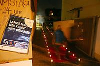 Mannheim. 04.11.17 | Lange Nacht der Kunst und Genüsse<br /> Lange Nacht der Kunst und Genüsse in den Stadtteilen.<br /> - Feudenheim. Tanzpalast<br /> <br /> BILD- ID 20947 |<br /> Bild: Markus Prosswitz 04NOV17 / masterpress (Bild ist honorarpflichtig - No Model Release!)