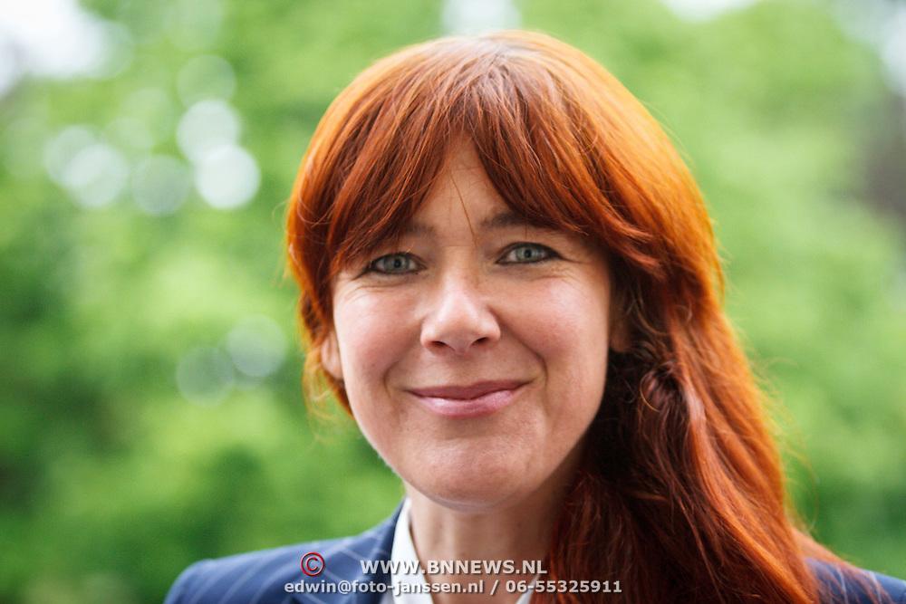 NLD/Amsterdam/20150518 - Uitreiking Storytel Luisterboek Award , Beatrice van der Poel