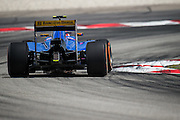 March 27-29, 2015: Malaysian Grand Prix - Felipe Nasr (BRA), Sauber