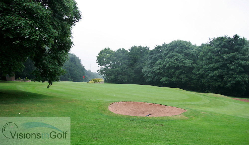 Rotherham GC, Thrybergh, Yorkshire.<br /> <br /> photo Mark Newcombe / visionsingolf.com