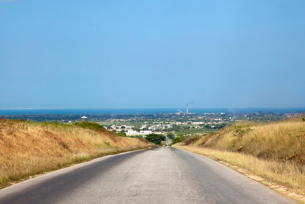 View of Cardenas, Matanzas, Cuba.