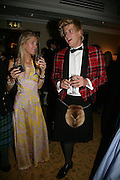 Tess Shepherd and Will Smith, The Royal Caledonian Ball 2007. Grosvenor House. 4 May 2007.  -DO NOT ARCHIVE-© Copyright Photograph by Dafydd Jones. 248 Clapham Rd. London SW9 0PZ. Tel 0207 820 0771. www.dafjones.com.