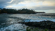 Keokea Bay, Kohala Coast, Island of Hawaii