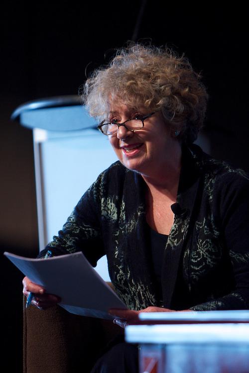 Francoise Guénette, journaliste