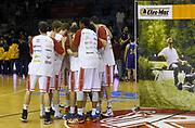 DESCRIZIONE : Reggio Emilia Campionato Lega A 2014-15 Grissin Bon Reggio Emilia Dinamo Banco di Sardegna Sassari<br /> GIOCATORE :<br /> CATEGORIA : PreGame Pre Game<br /> SQUADRA : Grissin Bon Reggio Emilia<br /> EVENTO : Campionato Lega A 2014-15<br /> GARA : Grissin Bon Reggio Emilia Dinamo Banco di Sardegna Sassari<br /> DATA : 12/04/2015<br /> SPORT : Pallacanestro <br /> AUTORE : Agenzia Ciamillo-Castoria/A.Giberti<br /> Galleria : Campionato Lega A 2014-15  <br /> Fotonotizia : Reggio Emilia Campionato Lega A 2014-15 Grissin Bon Reggio Emilia Dinamo Banco di Sardegna Sassari<br /> Predefinita :
