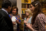 LADY ANNABEL LINDSAY; RACHEL JOHNSON; EMILY BEARN, Book launch for American's in Paris by Charles Glass hosted by Lady Annabel Lindsay. Holland Park. London. 25 March 2009 *** Local Caption *** -DO NOT ARCHIVE-© Copyright Photograph by Dafydd Jones. 248 Clapham Rd. London SW9 0PZ. Tel 0207 820 0771. www.dafjones.com.<br /> LADY ANNABEL LINDSAY; RACHEL JOHNSON; EMILY BEARN, Book launch for American's in Paris by Charles Glass hosted by Lady Annabel Lindsay. Holland Park. London. 25 March 2009