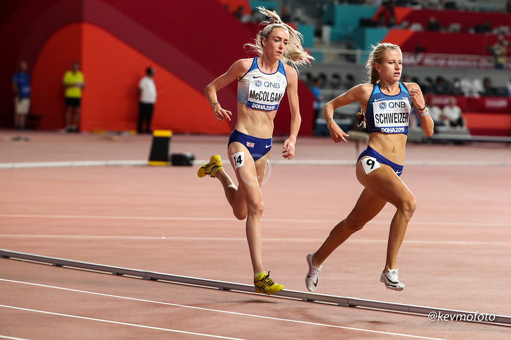 2019 IAAF World Athletics Championships, Doha, Qatar, September 27- October 6, Day 9