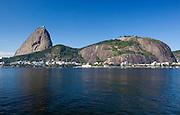 Rio de Janeiro_RJ, Brasil...Vista geral do Pao de Acucar, cartao postal do Rio de Janeiro...Pao de Acucar, a famous post card in Rio de Janeiro...Foto: BRUNO MAGALHAES / NITRO