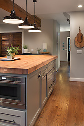 1301 Newton Kitchen with island