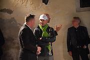 DAVID FURNISH; MARC QUINN, preview of Pinchuk Foundation's Future Generation Art Prize,     Palazzo Contarini PolignacVenice. Venice Bienalle. Thursday 30 May).