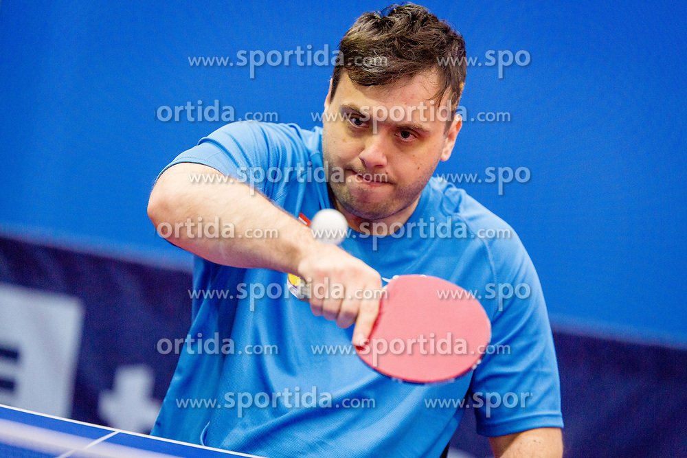 KANCLER Primoz during day 2 of 15th EPINT tournament - European Table Tennis Championships for the Disabled 2017, at Arena Tri Lilije, Lasko, Slovenia, on September 29, 2017. Photo by Ziga Zupan / Sportida