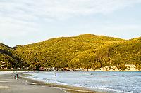 Praia dos Açores. Florianópolis, Santa Catarina, Brasil. / Acores Beach. Florianopolis, Santa Catarina, Brazil.
