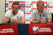 England Press Conference 070914