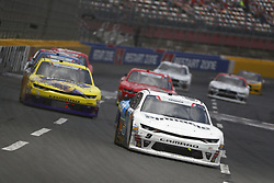 May 26, 2018 - Concord, North Carolina, United States of America - Tyler Reddick (9) brings his race car down the front stretch during the Alsco 300 at Charlotte Motor Speedway in Concord, North Carolina. (Credit Image: © Chris Owens Asp Inc/ASP via ZUMA Wire)