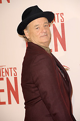 Bill Murray attends the UK Premiere of 'The Monuments Men' at Odeon Leicester Square , United Kingdom. Tuesday, 11th February 2014. Picture by Chris Joseph / i-Images