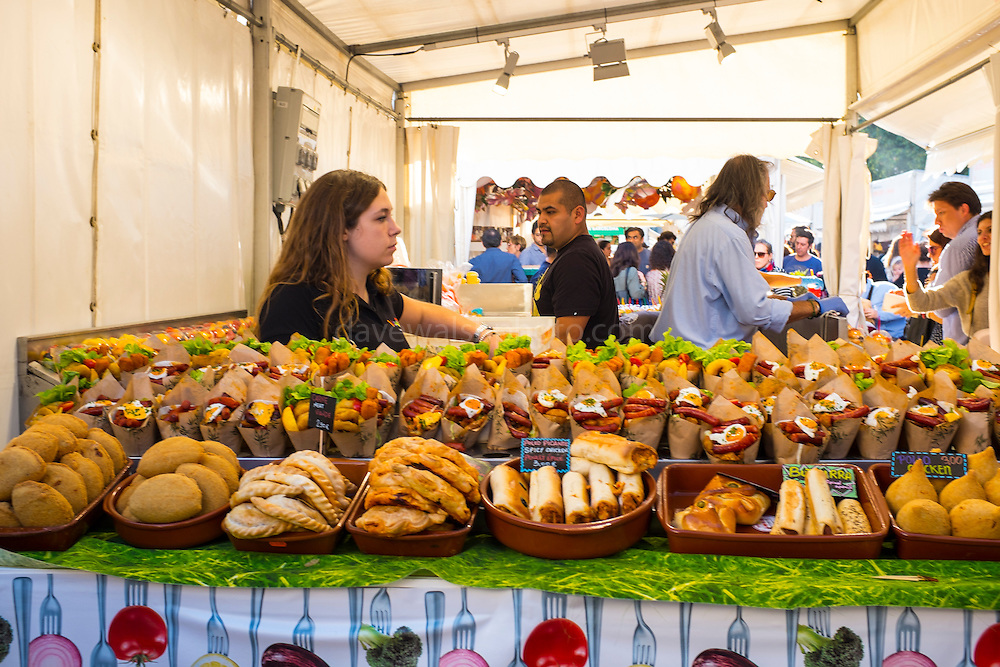 Food Fair, Barcelona
