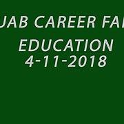 180411 UAB Career Fair-Education