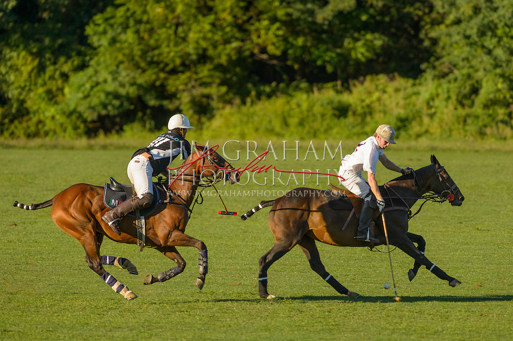 Brandywine Polo action, 9 September 2013 at Brandywine Polo Club. Jim Graham 2013