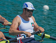 Aiguebelette, FRANCE. FRA M4-. Friday Morning Time Trial at the 2014 FISA World Cup II, 12:22:03  Friday  20/06/2014. [Mandatory Credit; Peter Spurrier/Intersport-images] 2014 FISA World Cup II, 12:22:04  Friday  20/06/2014. [Mandatory Credit; Peter Spurrier/Intersport-images]